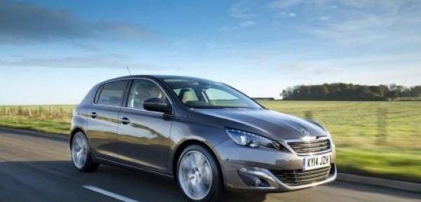 Peugeot 308 named best estate car for lease